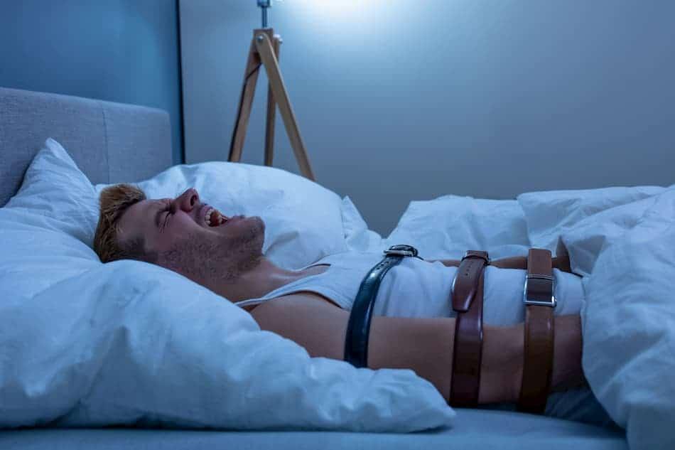 Can ASMR cause sleep paralysis?