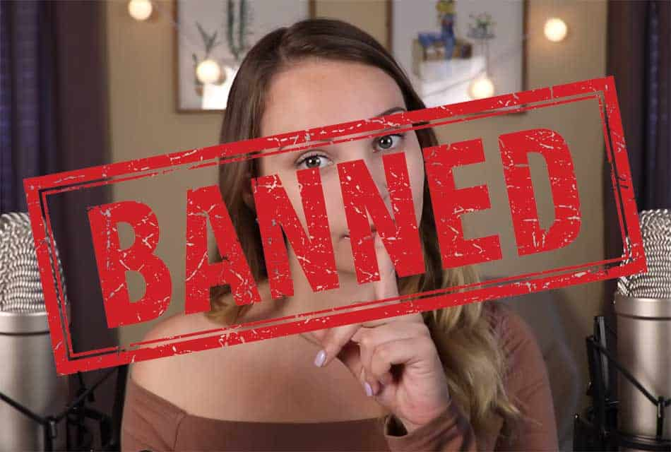 Why is ASMR banned in china?