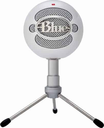 asmr mic blue snowball ice