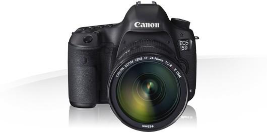 Canon EOS 5D Mark III - Canon EOS 5D Mark III
