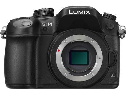 Best mid range ASMR camera - Panasonic Lumix GH4 Mirrorless