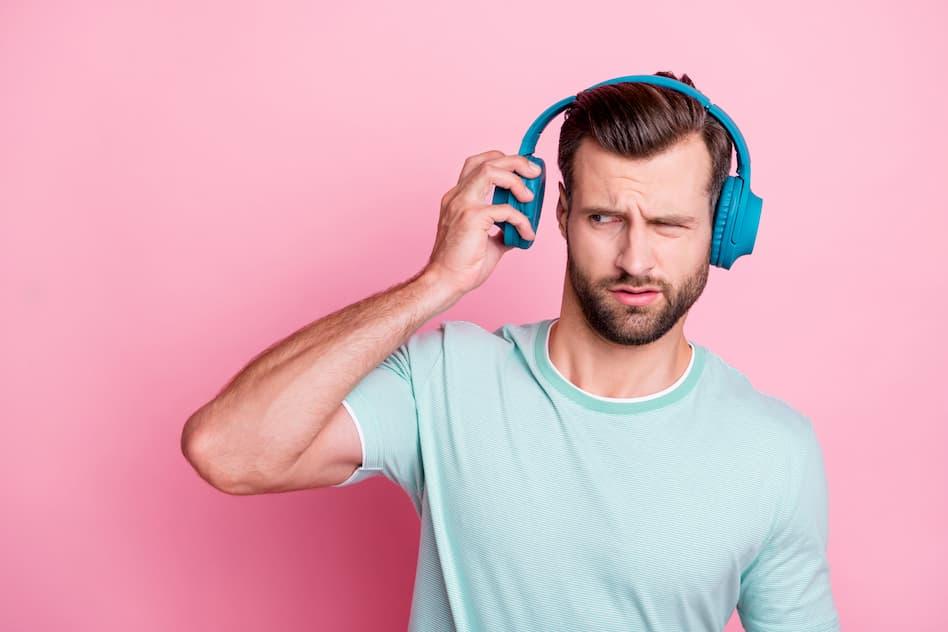 What volume works best for ASMR?
